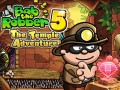 Gry Bob The Robber 5 Temple Adventure