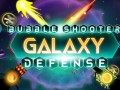 Gry Bubble Shooter Galaxy Defense