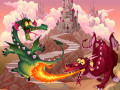 Gry Fairy Tale Dragons Memory