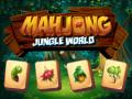 Gry Mahjong Jungle World