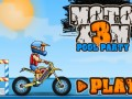 Gry Moto X3M Pool Party