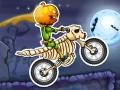 Gry Moto X3M Spooky Land