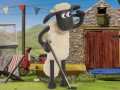 Gry Shaun The Sheep Baahmy Golf