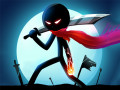 Gry Stickman Fighter: Space War