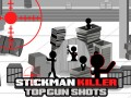 Gry Stickman Killer Top Gun Shots