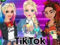 Gry Tik Tok Princess